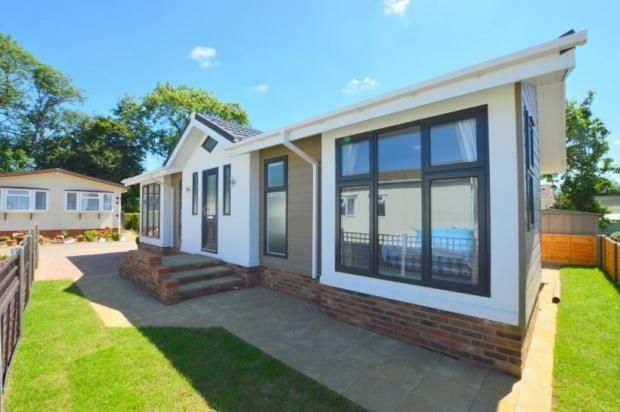 Homes for Sale in Hillcrest Caravan Site, Manor Road