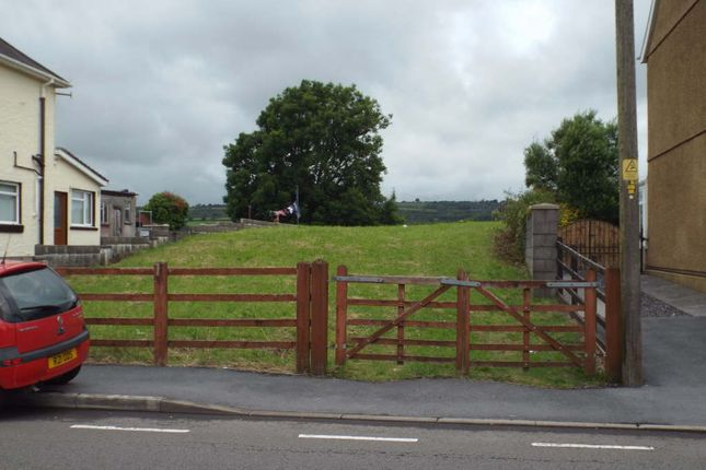 Thumbnail Land for sale in Myrtle Hill, Ponthenry, Llanelli