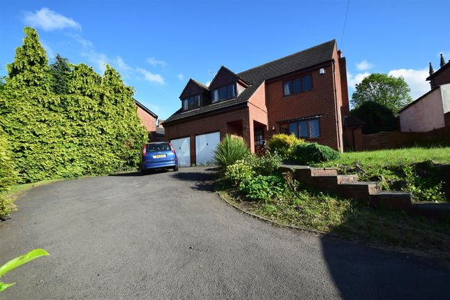 Thumbnail Detached house for sale in High Street, Wellington, Telford