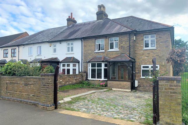 Thumbnail End terrace house to rent in Elmwood Avenue, Feltham