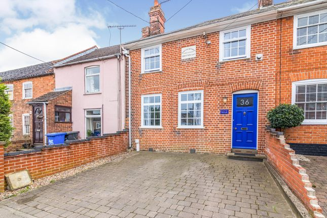 Thumbnail Terraced house for sale in Beccles, Suffolk