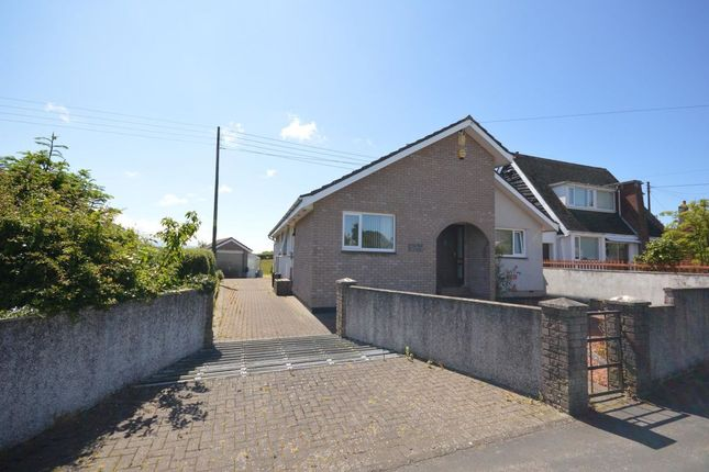 Thumbnail Bungalow for sale in Drigg, Holmrook
