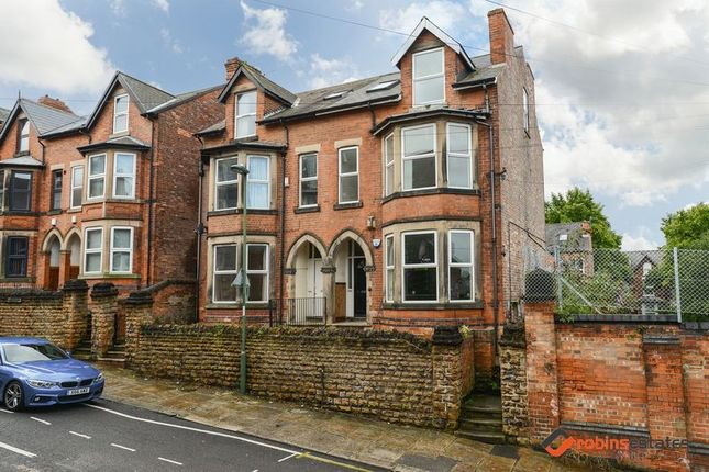 Thumbnail Semi-detached house to rent in Seely Road, Nottingham