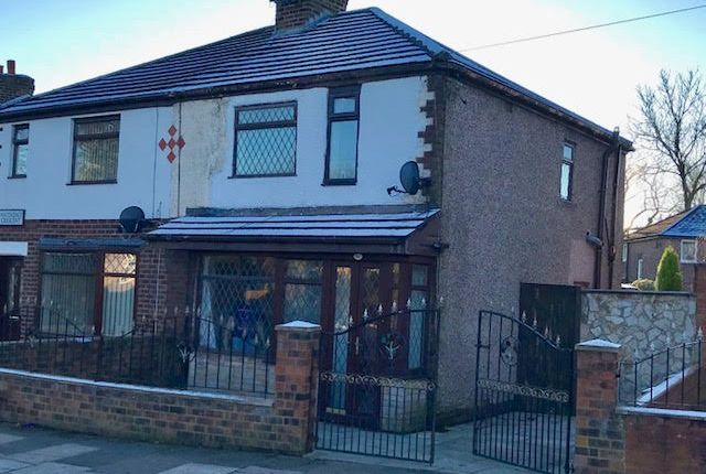 Thumbnail Semi-detached house to rent in Waterdale Cresent, St Helens