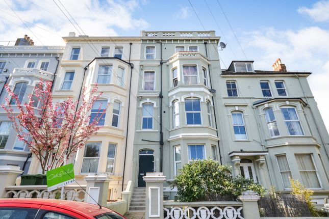 Thumbnail Flat to rent in Anglesea Terrace, St Leonards On Sea