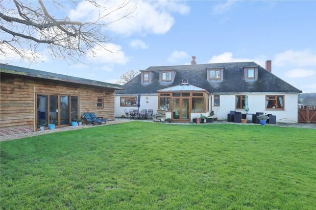 Thumbnail Detached bungalow for sale in Botley Road, Bishops Waltham, Southampton