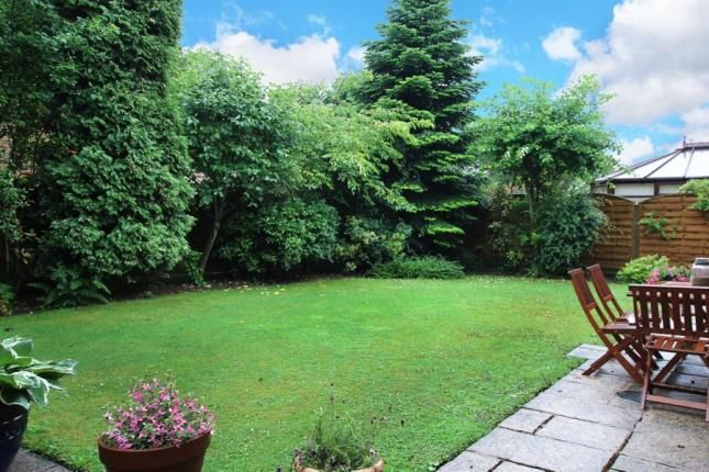 Garden of Lings Lane, Wickersley, Rotherham, South Yorkshire S66