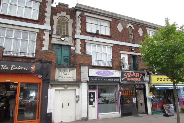 Thumbnail Flat for sale in Harrow Road, Wembley