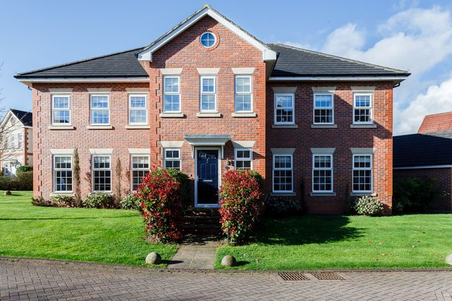 Thumbnail Detached house for sale in St Augustines Drive, Weston, Cheshire