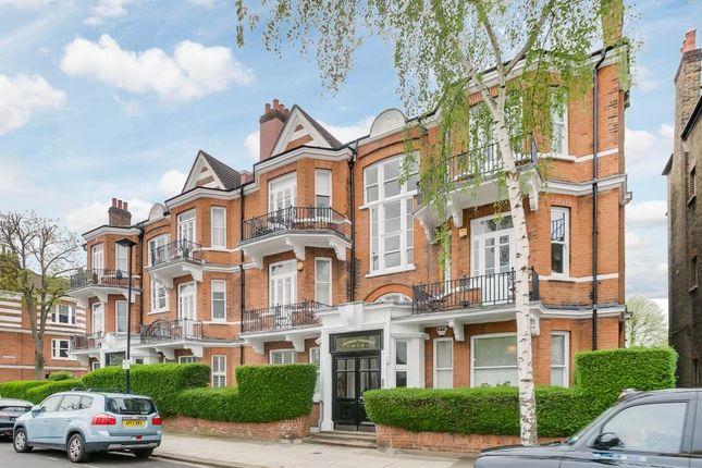 Thumbnail Flat to rent in Linkenholt Mansions, Stamford Brook