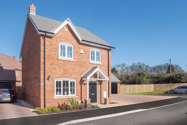"Thumbnail Detached house for sale in ""The Ashby"" at The Ridge, Blunsdon, Swindon"