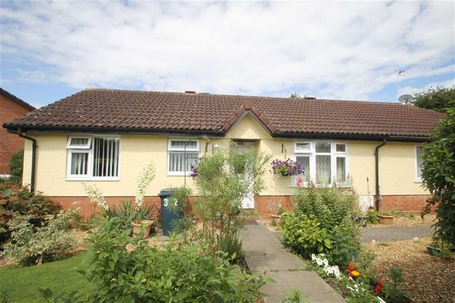 Thumbnail Detached bungalow for sale in Millers Green, New Park Farm, Shrewsbury