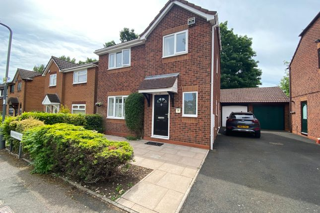 Thumbnail Detached house for sale in Kennerley Road, Yardley, Birmingham