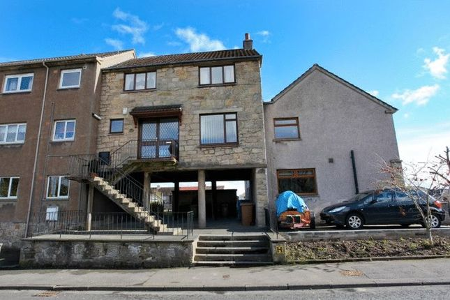 Thumbnail Terraced house to rent in Balbirnie Avenue, Markinch, Fife