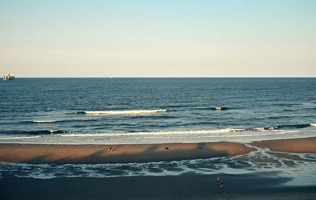 Beach of Cygnet Park, The Links, Whitley Bay NE26