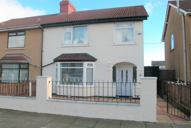 Thumbnail Semi-detached house to rent in Sumner Road, Prenton