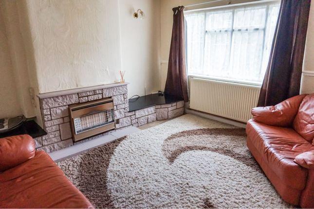 Living Room of Darwick Drive, Huyton, Liverpool L36