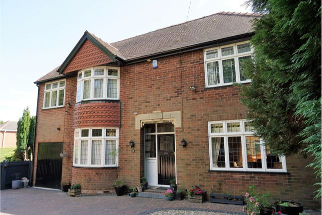 Thumbnail Detached house for sale in Wragby Road, Lincoln