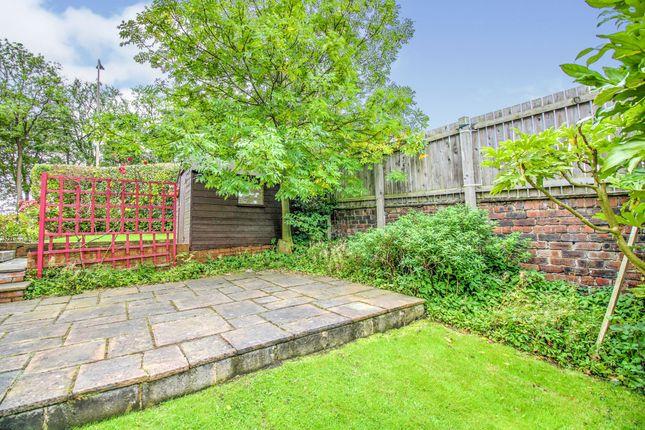 Rear Garden of Ferry Road, Edinburgh EH5