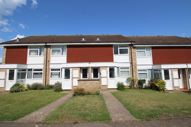 Thumbnail Flat to rent in Keats Way, Hitchin