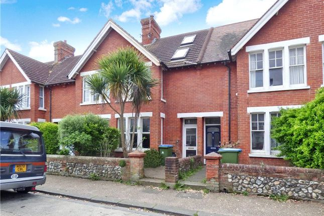 Thumbnail Terraced house for sale in East Ham Road, Littlehampton, West Sussex