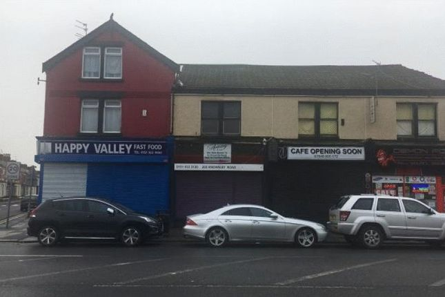 Thumbnail Property to rent in Knowsley Road, Bootle