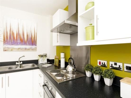 Thumbnail Flat for sale in Longbridge Place, Cooper Way, Rednal