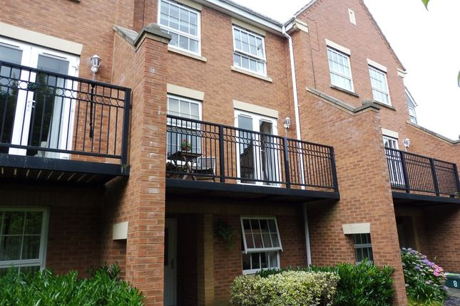 Thumbnail Town house for sale in Villa Way, Wootton, Northampton