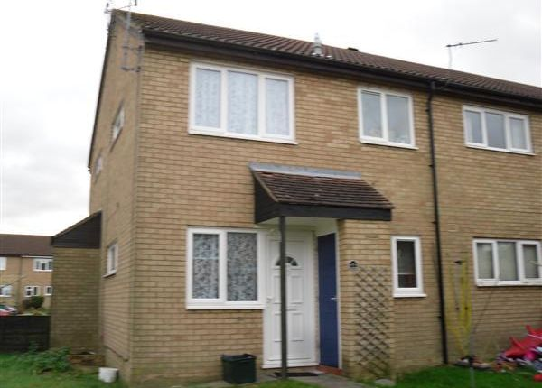 Thumbnail End terrace house to rent in Orwell Drive, Aylesbury