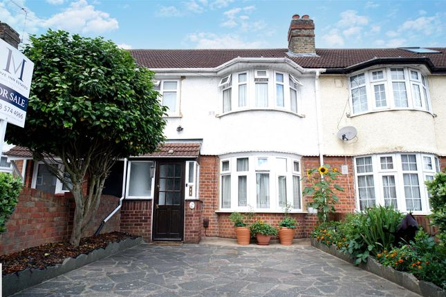 Thumbnail Terraced house for sale in Ash Grove, Heston, Hounslow