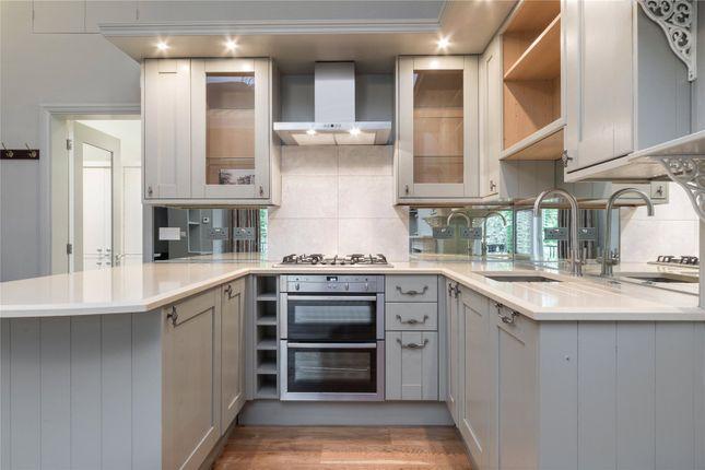 Kitchen of Albert Terrace, Primrose Hill, London NW1