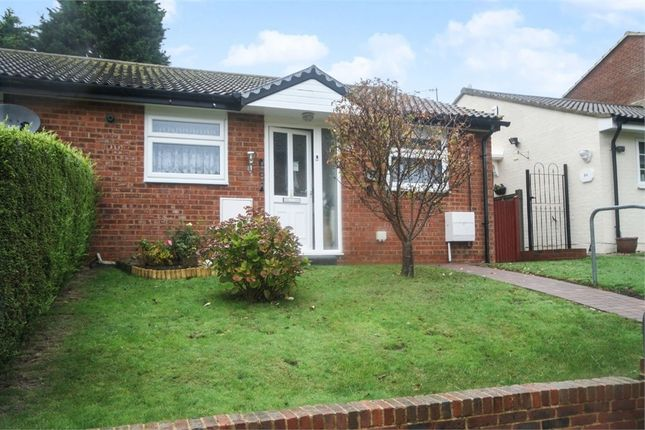 Thumbnail Semi-detached bungalow for sale in Douce Grove, St Leonards-On-Sea, East Sussex