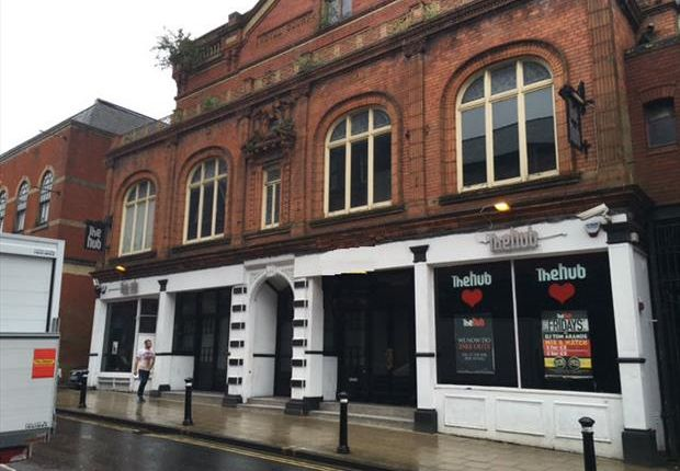 Thumbnail Commercial property for sale in 48-50 King Street, Wigan