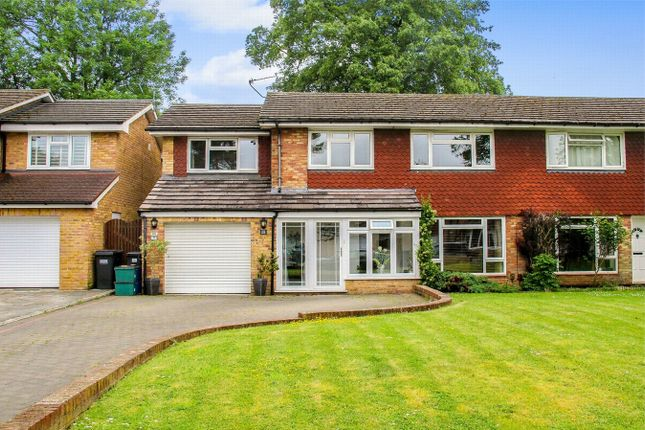 Thumbnail Semi-detached house for sale in Deans Walk, Old Coulsdon, Coulsdon
