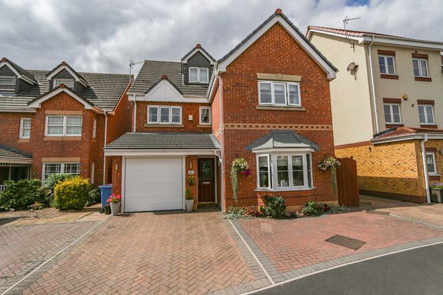 Thumbnail Detached house to rent in Rixtonleys Drive, Irlam, Manchester