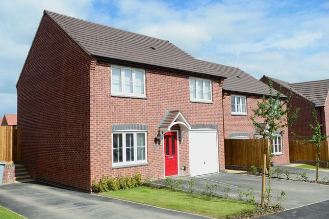 Thumbnail Detached house for sale in Mill Lane, Wingerworth