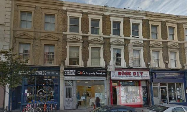 Retail premises for sale in Bethnal Green Road, Shoreditch