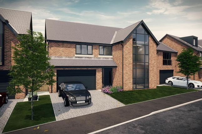 Thumbnail Property for sale in Willow Gate, Preston