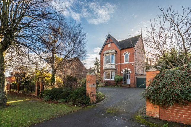 Thumbnail Detached house for sale in Finedon Road, Irthlingborough, Wellingborough