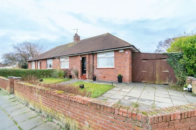 Thumbnail Semi-detached bungalow for sale in 22 Sannox View, Ayr