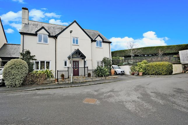 Thumbnail Detached house for sale in Orchardside, Sidbury, Sidmouth, Devon