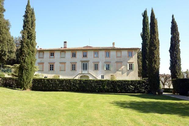 Picture No. 01 of Villa Il Moro, Impruneta, Tuscany, Italy
