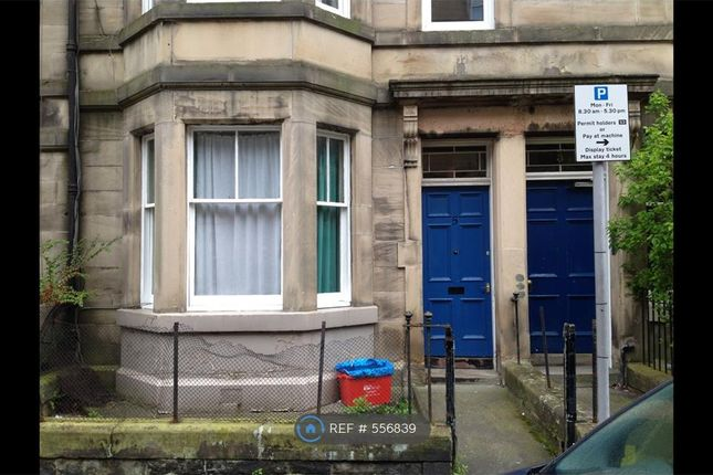 Thumbnail Flat to rent in Mertoun Place, Edinburgh