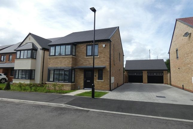 Thumbnail Detached house to rent in Barley Way, Killingworth, Newcastle Upon Tyne