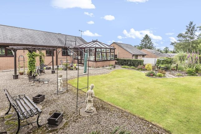 Thumbnail Detached bungalow for sale in Hay On Wye, Glasbury On Wye