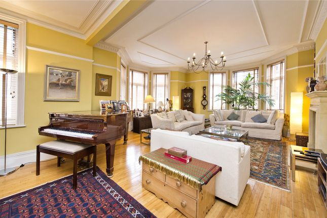Thumbnail Maisonette to rent in St Marys Mansions, St. Marys Terrace, London