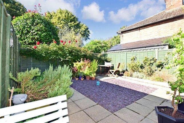 Thumbnail End terrace house for sale in Ryarsh Lane, West Malling, Kent