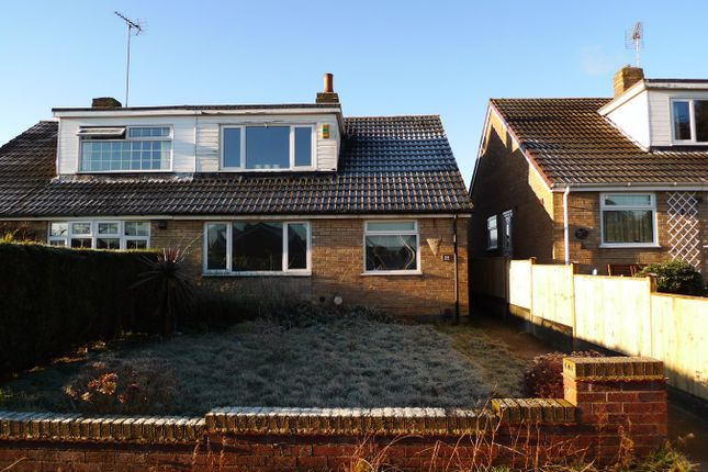 Thumbnail Semi-detached bungalow to rent in Walkers Close, Forest Town, Mansfield