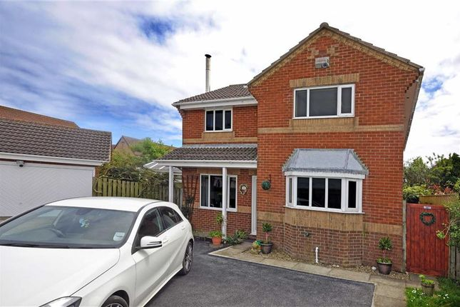 Thumbnail Detached house for sale in Cheyne Garth, Hornsea, East Yorkshire