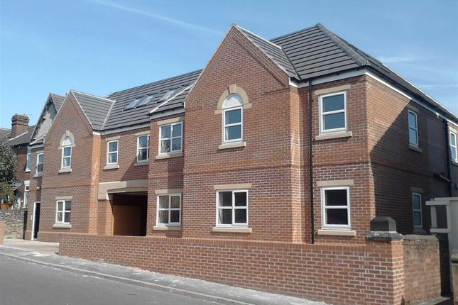 Thumbnail Flat to rent in Chapel Mews, Wellington Street, Chesterfield